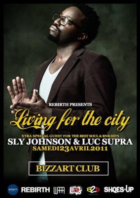 Sly Johnson, Saian Supa Crew, Luc Supra, Bizz'Art