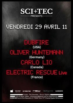 SCI, ETC, Dubfire, Showcase