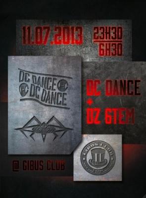 Spécial B-day D.C Dance/DZ 6Tem @Gibus