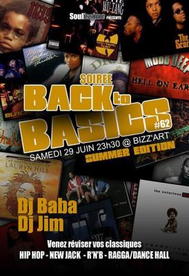 Soirée Back to Basics Summer Edition