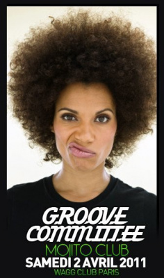groove committee avril