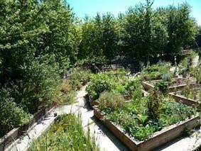 jardins passagers, parc de la villette