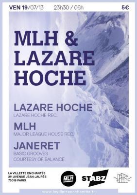 MLH x Lazare Hoche
