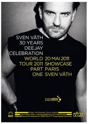 Sven Väth, Showcase