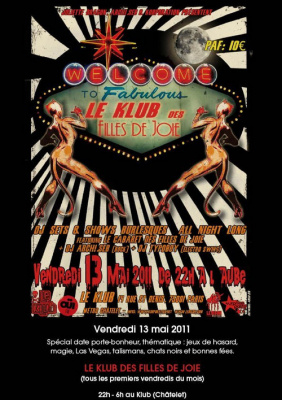 Cabaret des Filles de Joie, Surprise Party, Klub