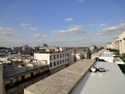 Terrasse, Lounge Bar View, Novotel Paris Vaugirard Montparnasse