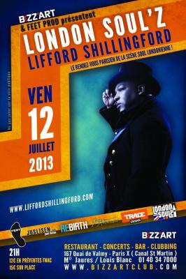 London Soulz Feat Lifford Shillingford