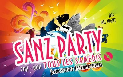 LA SANZ PARTY