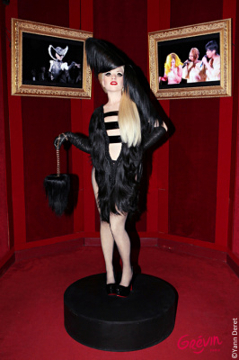Lady Gaga au Musée Grévin