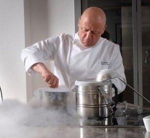 Thierry marx ouvre une cole de cuisine gratuite paris - Formation courte cuisine ...