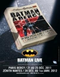 batman live à paris bercy