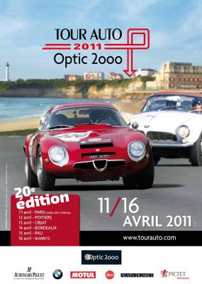 tour auto 2011 optic 2000