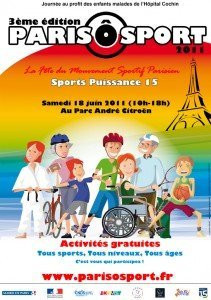 parisôsport 2011