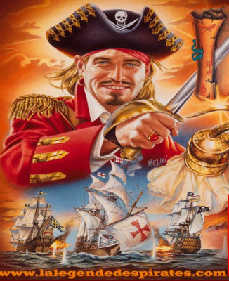 L'Ile aux pirates base de loisirs de saint-quentin en yvelines