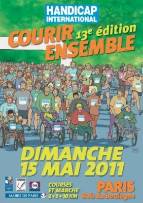 Courir ensemble 2011