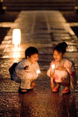 fête des enfants au japon chez Miki House