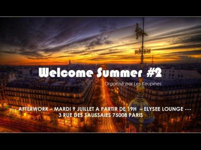 Welcome Summer Afterwork #2