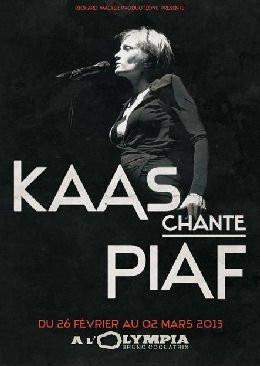 Kaas chante Piaf