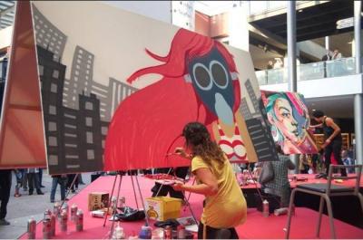 Art Battles 2011