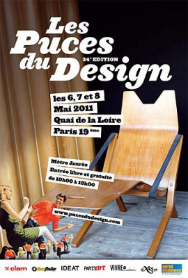 Les puces du design 2011 - Puces du design paris ...