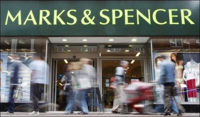 Marks spencer le come back for Adresse mark and spencer paris