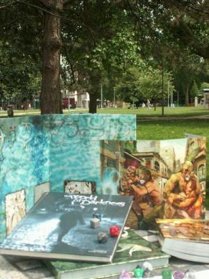 Paris PlaJDR : Piques-niques jeux-de-rôles