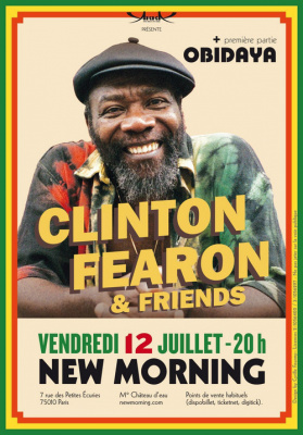 Clinton Fearon & Friends + Obidaya