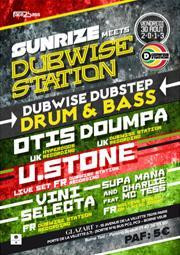 SUNRIZE Meets DUBWISE STATION
