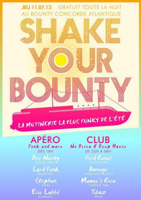 Shake your Bounty !