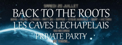 Back To The Roots - Private Party