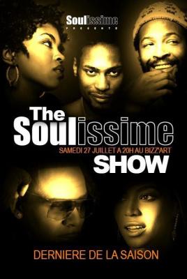The Soulissime Show dernier concert de la saison