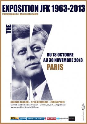 Exposition JFK 1963-2013