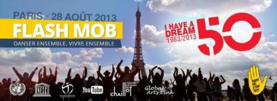 Flashmob Dance The Dream