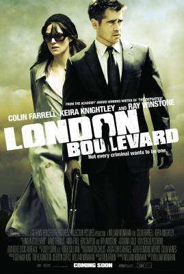 London Boulevard, Cinéma, William Monahan, Keira Knightley, Colin Farrell