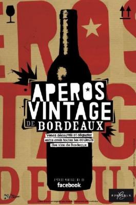 Apéros vintage de 2011, Vins de Bordeaux, Bars