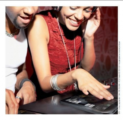 Studio SFR, Atelier DJ, Mixer, Tablette Numérique