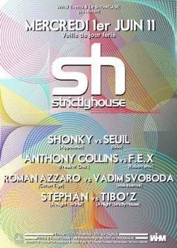 Strictly house, Showcase, Stephen, Tibo'z
