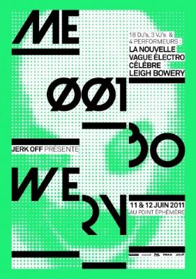 ME.001, Leigh Bowery, Point Ephémère