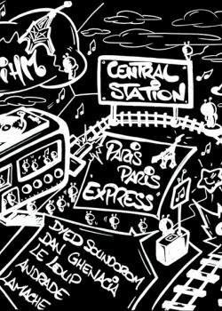 Paris Paris Express, Showcase, Dan Ghenacia, Soirée