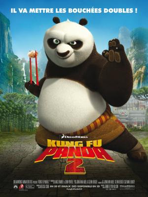 Kung Fu Panda 2, Grand Rex, Cinéma, Jennifer Yuh