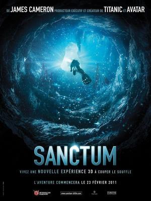 Sanctum, Alister Grierson, Ioan Gruffudd, DVD, 3D