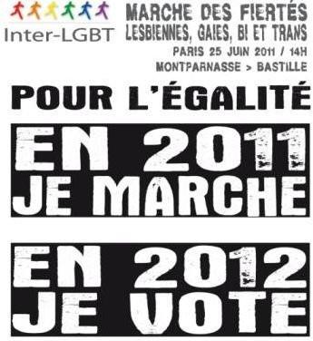 Gay pride paris parcours
