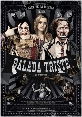 Balada Triste, Alex de la Iglesia, Cinéma