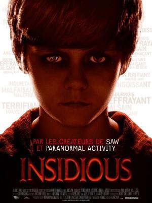 Insidious, James Wan, Cinéma