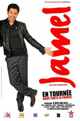 Jamel Debouzze, Casino de Paris, tournée, humoriste