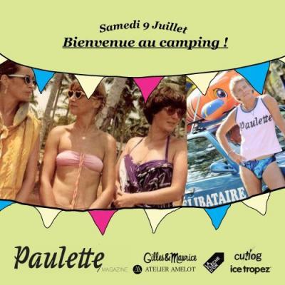 Paulette, Flèche d'Or, Magazine