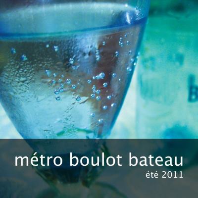 Métro Boulot Bateau, Concorde Atlantique, soirée, terrasse