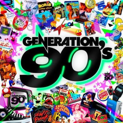 GENERATION 90 : La Boum 90's