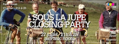 SOUSLAJUPE CLOSING PARTY