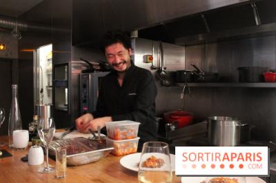 Pierre Sang in Oberkampf, Le Chef